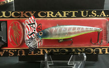 "Lucky Craft Made In JAPAN Pointer78 SP 3 "" Suspending 3/8 OZ. Jerkbait lure"