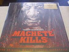 Est-Machete Kills-LTD NUMBERED LP 180g Bloody Red VINILE // Robert Rodriguez