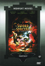 THE SWORD AND THE SORCERER - Hardbox -