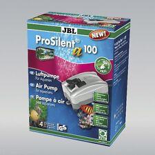 JBL  ProSilent a100 Luftpumpe für Aquarien von 40-150 l  +  GESCHENK