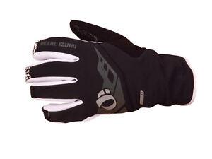 NEW! Pearl Izumi P.R.O. Softshell Cycling Gloves 14141312 Size Small