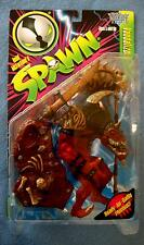 VANDALIZER RED VARIANT 1996 SPAWN MCFARLANE FIGURE