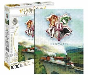 Harry Potter Train 1000 piece jigsaw puzzle 690mm x 510mm  (nm)