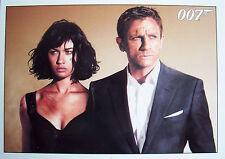 James Bond 007 Archives 2015 - Quantum Of Solace Basic Trading Card Set