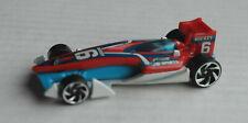 Hot Wheels Speedy Perez rot/weiß/blau Rennwagen HW Car Auto Mattel Spielzeugauto