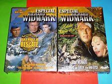 PATRULLA DE RESCATE + HUIDA HACIA EL SOL - Richard Widmark Pack 2 dvd Precintada