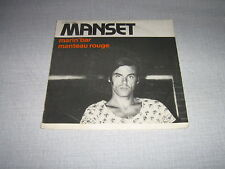 GERARD MANSET 45 TOURS FRANCE MARIN'BAR