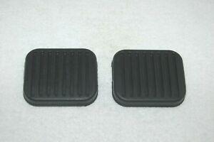 CLUTCH & BRAKE PEDAL PADS FOR JEEP 1957-86 CJ5, CJ7, CJ8 & 1963-86 SJ & J SERIES