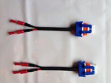 Hb4 / 9006 CERAMIC HEAT RESISTANT Bulb Socket Connector  X 2 FOG/SPOT LIGHT ,