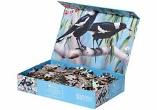 Magpie & Flowering Gum Jigsaw Puzzle 500 Piece Australian Gift Flower Bird Tree