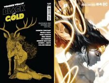 Wonder Woman: Black & Gold #1 - 4 You Pick From A B & C Covers Dc Comics 2021