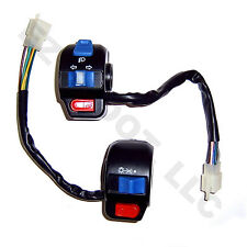 LEFT RIGHT HANDLEBAR CONTROL SWITCH CHINESE SCOOTER GY6 4STROKE ROKETA VIP ZNEN