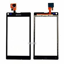 NEW Touch Screen Panel Digitizer Replace For Sony Xperia L S36h C2104 C2105 BK