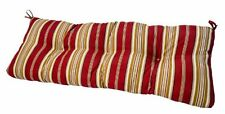 Greendale Home Fashions 44-Inch Indoor/Outdoor Swing/Bench Cushion