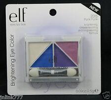 New E.L.F. Elf Brightening Quad Eye Color/Eyeshadow-2015 Punk Funk