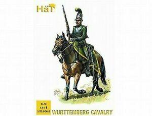 Hat 1/72 Napoleonic Wurttemberg Cavalry # 8175
