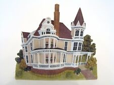 Popular Imports Victorian House Sculpted Wall Art and Home Decor Figurine #30481