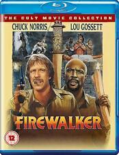 BLU-RAY   FIREWALKER ( 101 FILMS ) BRAND NEW SEALED UK STOCK