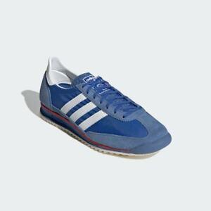 adidas Originals SL 72 Shoes Retro Blue Trainers