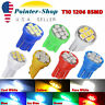 Wholesale T10 1206 8-SMD Led Dome Map License Plate Instrument Panel Light bulbs