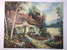 Vintage Jigsaw Puzzle - Perfect Picture Puzzle - Home Memories