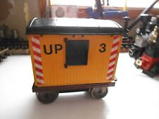 G SCALE MOTORIZED TRACK WORKERS TRAIN CAR