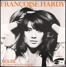 FRANCOISE HARDY - Soleil - 1970 France SP 45 tours