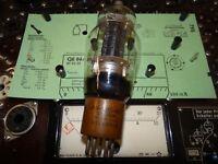 Sylvania Röhre VT-100A 80 mA Tube Valve auf Funke W19 geprüft BL1465