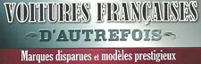 Magazine Fasciculo FRANCE 01 Altaya Voitures Françaises D´Autrefois Facel Vega