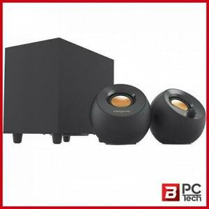Creative Pebble Plus 2.1 USB Speaker System - Black