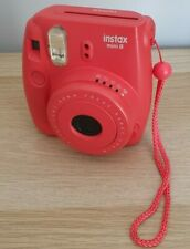 Fujifilm Instax Mini 8 Raspberry Instant Film Camera