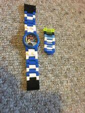 LEGO Kids'  Star Wars Luke Skywalker Watch With Extra Links