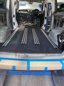 Volkswagen Multivan full carpet floor