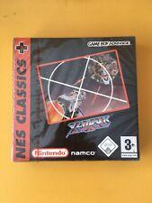 Xevious Nes Classics - Nintendo Game Boy Advance - NEUF Blister Red Strip Sealed