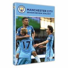 Manchester City Football Club Season Review 2016 -2017 DVD