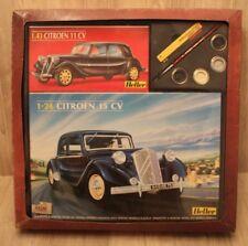 Maquette Heller Kit Kado 2 maquettes Citroën Traction 15 CV et 11 CV comme neuf