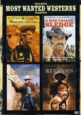 Most Wanted Westerns [New DVD] Full Frame, Widescreen