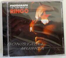 RINGO STARR - PHOTOGRAPH THE VERY BEST OF - CD Sigillato