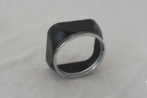 [EXC] Hasselblad B50 80 Lens Metal Shade
