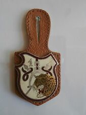Belgische Borstzakhanger -- 1 Regiment Lansiers -- Belgian Pocket Badge