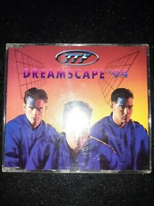 The Time Frequency - Dreamscape '94 - CD Single