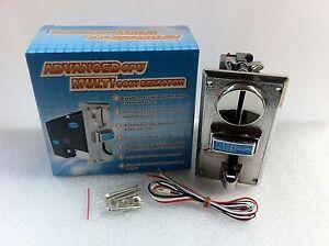 Multi Coin Acceptor Selector Sorter Vending machine 926