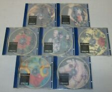 1991 The Cult Singles Collection 7 Picture Discs (Beggars Banquet)