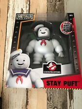 Ghostbusters  Stay Puft  Metal Die Cast Figure M78 by Jada Toys New