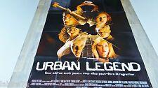 URBAN LEGEND !  affiche cinema