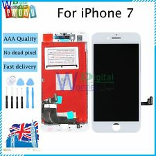 Assembly LCD Touch Display For iPhone 7 Replacement Screen Digitizer White UK