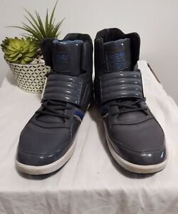 COOGI High Top Sneakers Charcoal Gray Men's Size 11 (US) Shoes