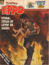 STRIPWEEKBLAD EPPO 1981 nr. 08 - STORM (COVER) / LOSSE BIJLAGE MICHEL VAILLANT