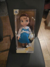 """Disney Authentic Baby Belle Beauty  Animators Collection Toddler Doll Figure 16"""""""