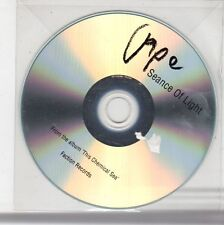 (GS500) Jape, Seance Of Light - DJ CD